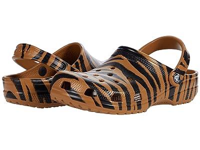 Crocs Classic Animal Print Clog