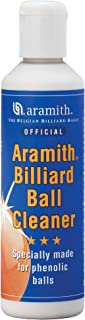 Aramith Phenolic Billiard Ball Care Cue Ball Cleaner and Restorer for Cleaning Restoring Polishing and Caring for Pool Balls