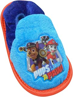 Paw Patrol Boys Indoor Slippers