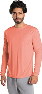 Vapor Apparel Men�s UPF 50+ UV Sun Protection Long Sleeve Performance T-Shirt for Sports and Outdoor Lifestyle