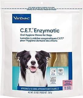 ویرباک C.E.T. جویدن آنزیمی بهداشت دهان و دندان برای سگ ها