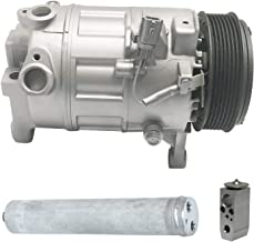 RYC Remanufactured AC Compressor Kit KT DH28