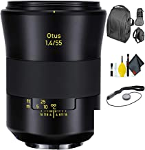 Zeiss Otus Distagon T55mm f/1.4 Lens for Canon EF - 2010-056 + Deluxe Lens Cleaning Kit