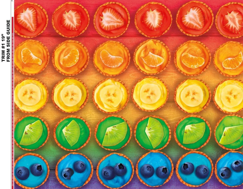 Buffalo Games - Rainbow Tarts - 300 Large Piece Jigsaw Puzzle