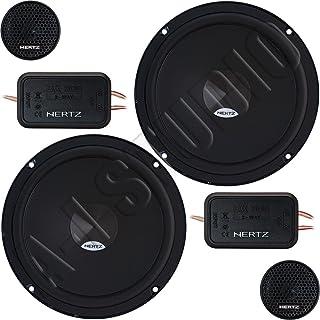 "Hertz Audio DSK 165.3 6-1/2"" 2-Way Dieci Series Component Speaker System (DSK165.3)"