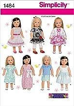 Best american girl dress patterns simplicity Reviews