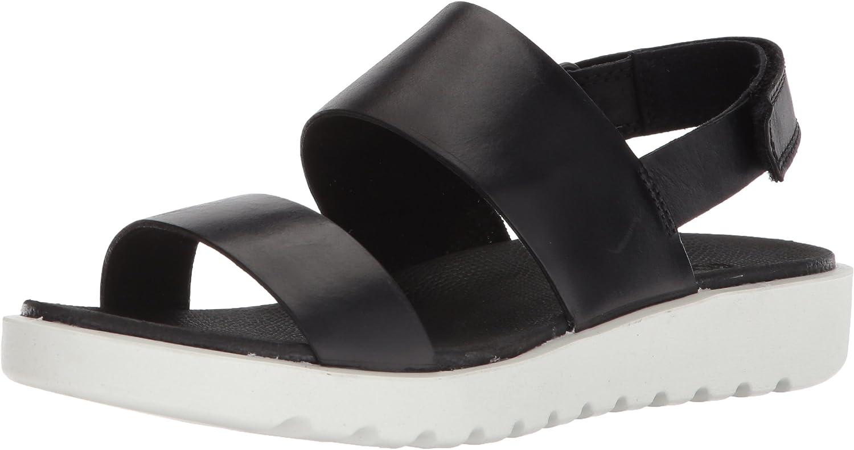 ECCO Womens Women's Freja 2-Strap Sandal Sandal