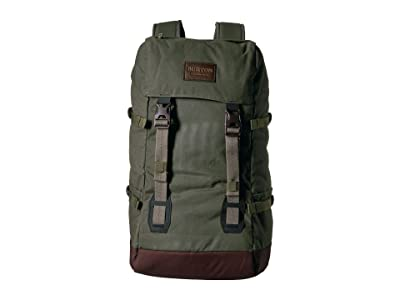 Burton Tinder 2.0 Backpack (Keef Waxed Canvas) Backpack Bags
