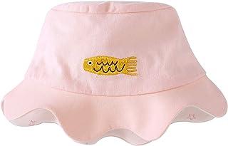 pureborn Baby Sun Hat Animal Bucket Hat with Wide Brim for Boys & Girls Autumn Summer