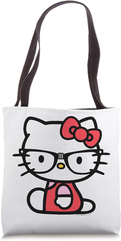 Hello Kitty Glasses Tote Bag