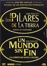 Pack Los Pilares De La Tierra + Un Mundo Sin Fin [DVD]