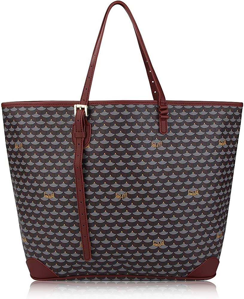 Designer Popular overseas Tote Safety and trust Handbag Purses for Shopping Shoul Fashion PU Women