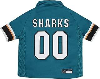 san jose sharks dog