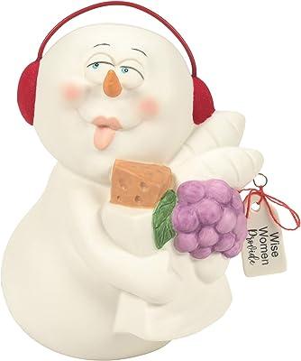 Department 56 Snowpinions Wise Women Provide Figurine, 4.65 Inch, Multicolor
