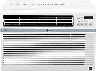 LG LW1017ERSM Energy Star 10,000 BTU Window Wi-Fi Air Conditioner, White
