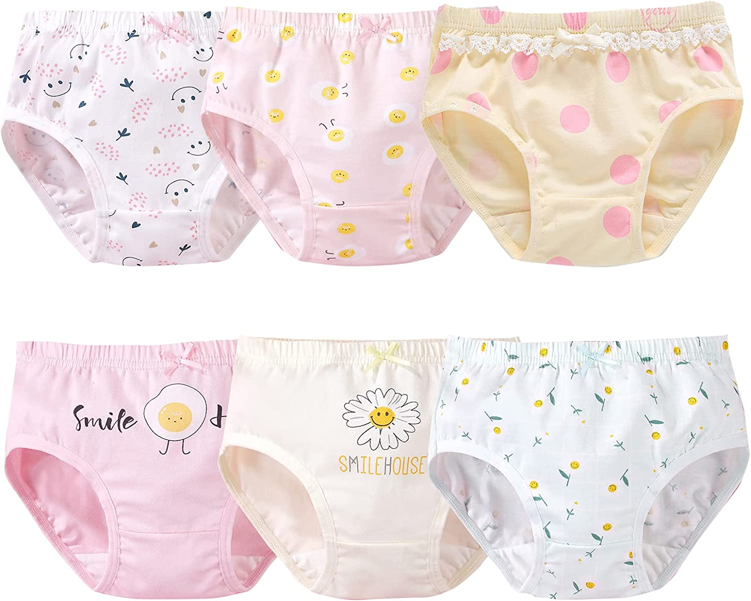 Clearance SALE! Limited time! Orinery Cotton Soft Girls Underwear Bombing free shipping Toddler Breathable Assorted