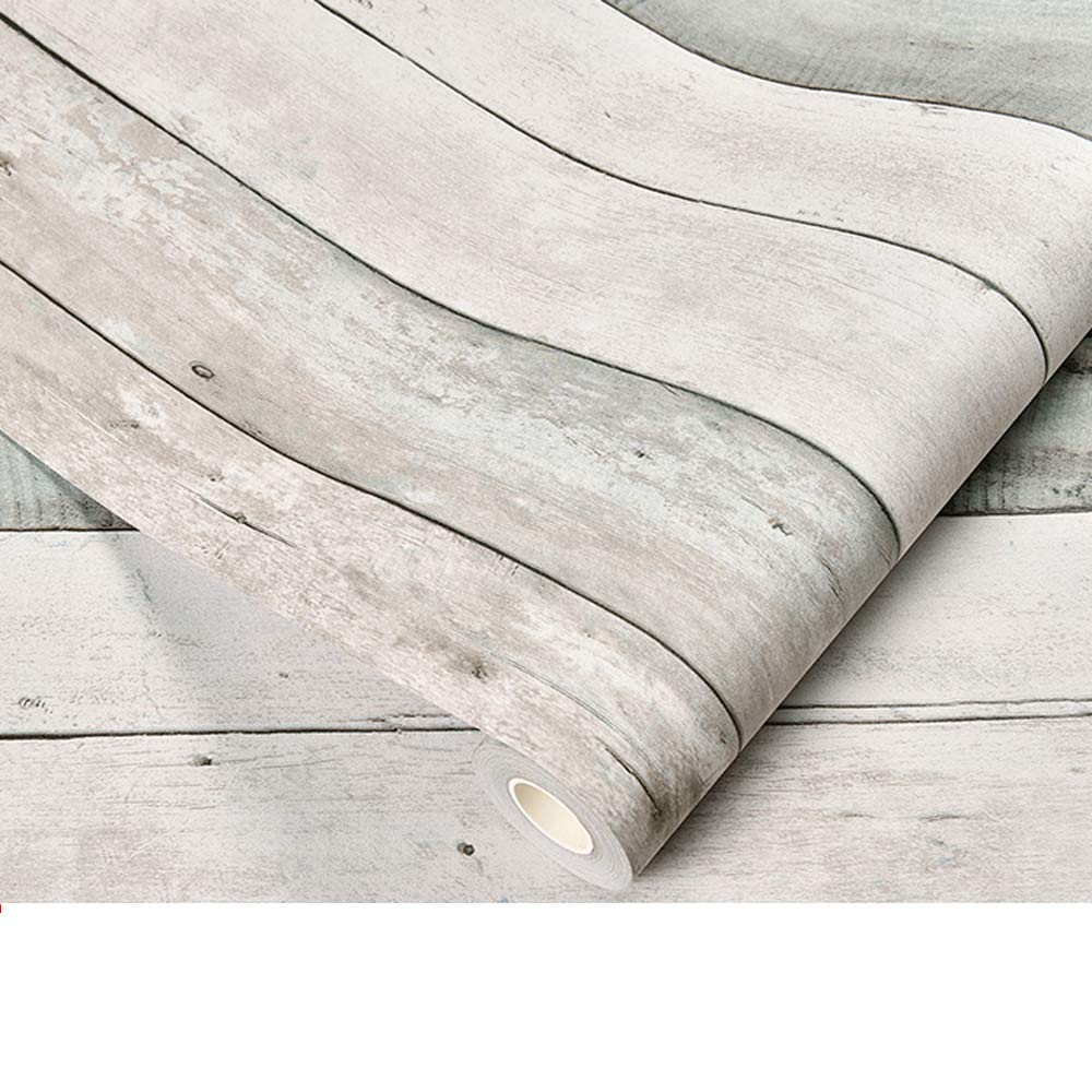 Amazon Lovehomecandy 壁紙シール 木目リメイク シート 耐熱 撥水 木目調カッティングシート リフォームシート のり付き 貼ってはがせる 60x500cm 5 壁紙