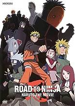 Naruto - Road To Ninja Naruto The Movie [Japan DVD] ANSB-9141