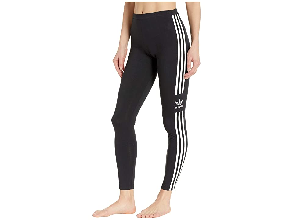 adidas Originals Trefoil Tights (Black 1) Women