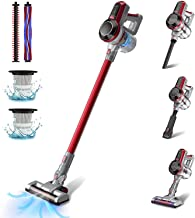 Sponsored Ad – Cordless Vacuum Cleaner 2 in 1 Handheld Cleaner 12Kpa Strong Suction, Stainless Steel Mesh and 2 HEPA Filte...
