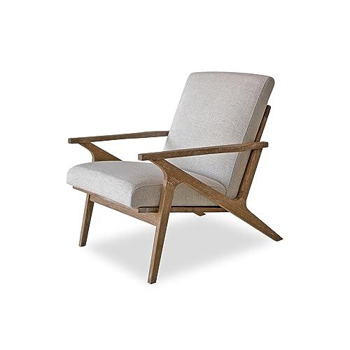 Enjoyable Mid Century Modern Wood Frame Armchair Amazon Com Ocoug Best Dining Table And Chair Ideas Images Ocougorg