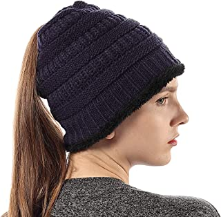 knitted bun cover pattern