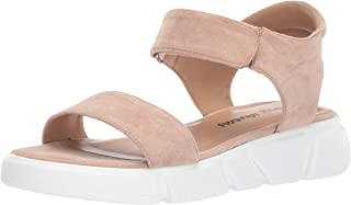 Dirty Laundry by Chinese Laundry Women's ASHVILLE Sandal, BLUSH SUEDE, 6 M US