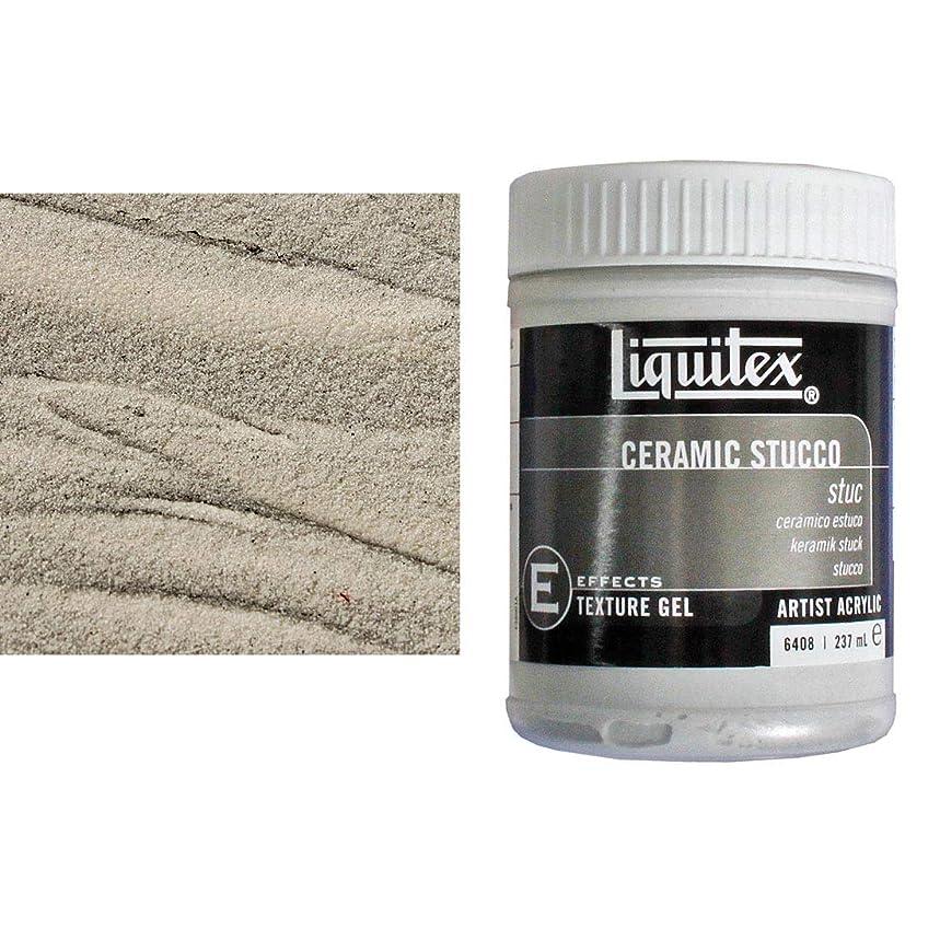 Liquitex Texture Gels - Ceramic Stucco, 8 oz