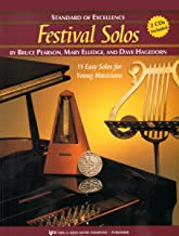 W28PA - Standard of Excellence - Festival Solos - Piano Accompaniment