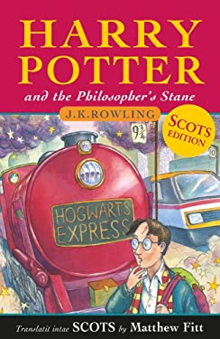 Harry Potter and the Philosopher's Stane (Scots Language Edition) (Scots Edition)