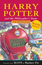 Harry Potter And The Philosopher's Stone: Harry Potter and the Philosopher's Stone in Scots