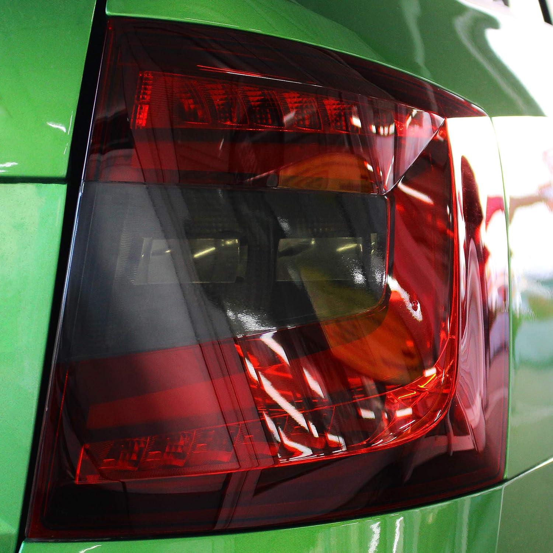 posteriore Set di pellicole per emblema anteriore nero lucido con adesivo per volante K110