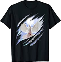 Baptism Holy Spirit White Dove Baptized Christian T Shirt