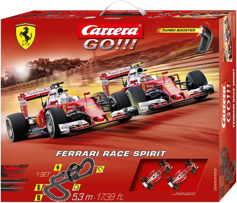 Carrera GO    Ferrari Race Spirit