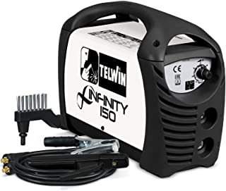 Telwin Elements infinity 150 electrodos sudor dispositivo DC Corriente Continua 10 – 130 A, 230