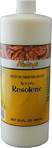 wholesale Fiebing's Resolene Finish - Neutral - 32OZ 2021 Protective top lowest Finish for Leather online sale