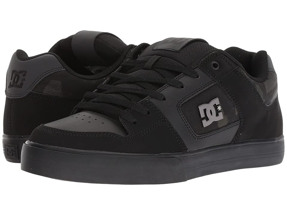DC Pure SE (Black/Camouflage) Men