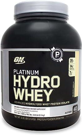 Platinum Hydro Whey - Optimum Nutrition - 3.5lbs - Baunilha