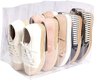 Colmeia Organizadora Sapatos PVC Cristal - 05 Colméias
