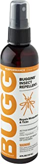 BUGGINS Performance Insect Repellent 25% DEET with a Fresh Clean Scent