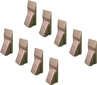 9 - Bucket Fabricated Dirt Teeth - T2A, 2A, 2A FAB