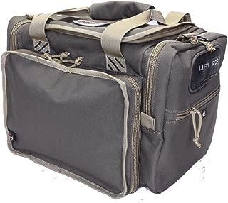 G.P.S. Wild About Shooting Medium Range Bag, Lockable Zippers