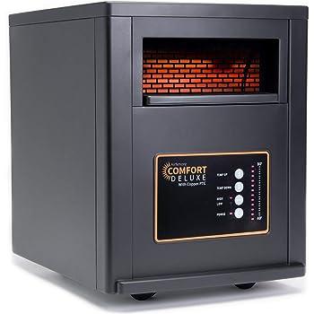 Honeywell Hz-980 Myenergysmart Infa Whole Room Heater