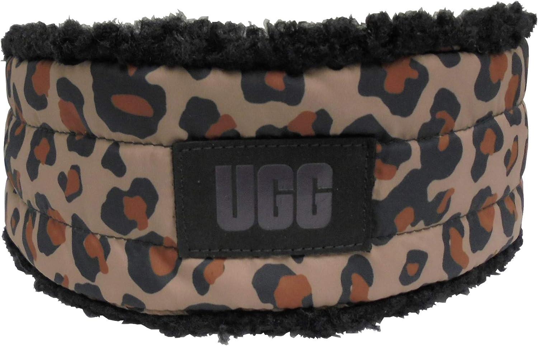 UGG Womens Fabric and Sherpa Headband