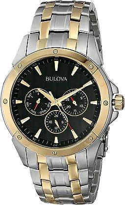 Bulova - Mens Dress - 98C120