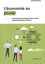 L'économie au pluriel: Les théories économiques face aux défis environnementaux et sociaux (Gestion, Entreprise, Finance)