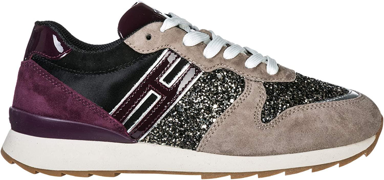 .Hogan Women Running - R261 Sneakers Beige 5 UK