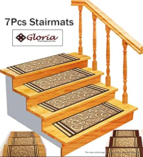 Stair Treads Non Slip - Outdoor Skid Resistant Stair Tread (8.5