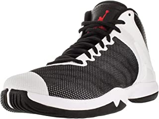 Jordan Super.Fly 4 PO iv Men Basketball Shoes New Black Infrared