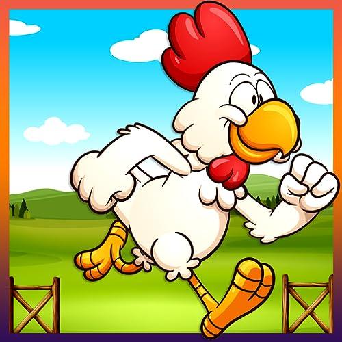 El mejor corredor de pollo